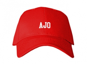 Ajo High School Kid Embroidered Baseball Caps