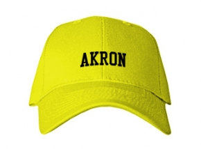 Akron Elementary School Kid Embroidered Baseball Caps