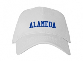 Alameda High School Kid Embroidered Baseball Caps