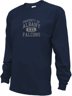 Albany High School Kid Long Sleeve Shirts