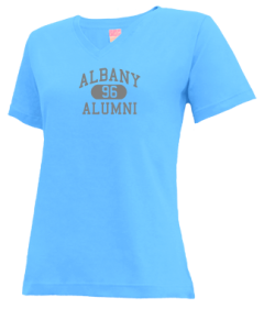 Albany High School V-neck Shirts
