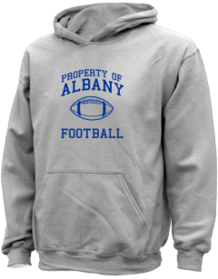 Albany High School Kid Hooded Sweatshirts