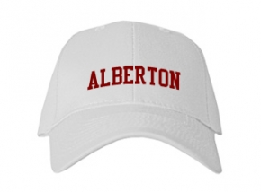 Alberton High School Kid Embroidered Baseball Caps