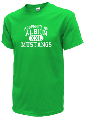 Albion Middle School Kid T-Shirts