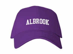 Albrook High School Kid Embroidered Baseball Caps