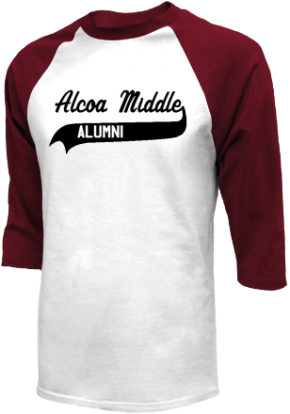 Alcoa Middle School Raglan Shirts