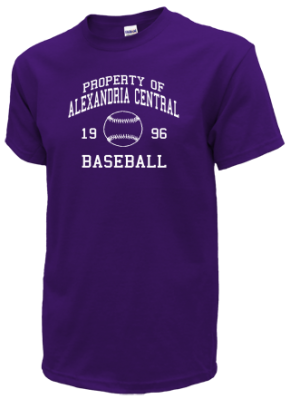 Alexandria Central High School T-Shirts