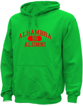 Alhambra High School Hoodies