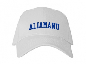 Aliamanu Intermediate School Kid Embroidered Baseball Caps