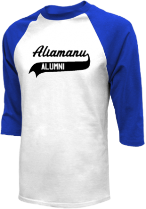 Aliamanu Intermediate School Raglan Shirts