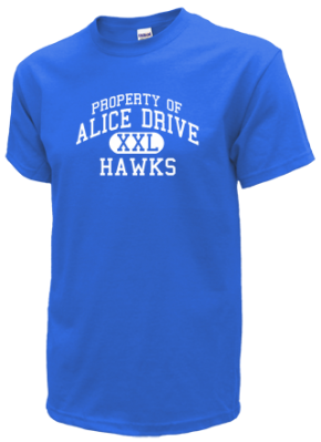Alice Drive Middle School Kid T-Shirts