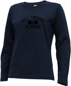 All Tribes American Indian School Long Sleeve Shirts