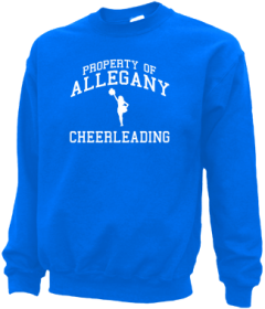 Allegany High School Sweatshirts
