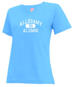 Allegany High School V-neck Shirts