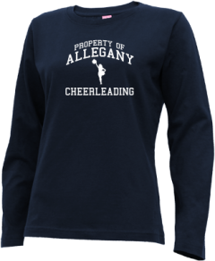 Allegany High School Long Sleeve Shirts