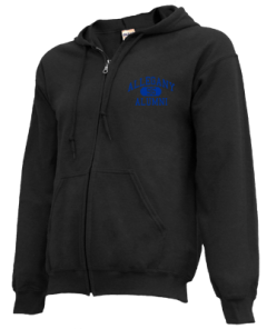 Allegany High School Zip-up Hoodies