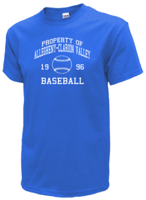 Allegheny-clarion Valley High School T-Shirts