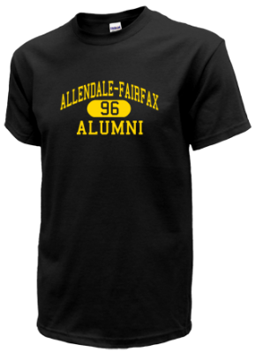 Allendale-fairfax Middle School T-Shirts