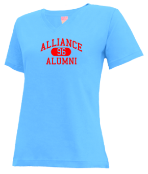 Alliance High School V-neck Shirts