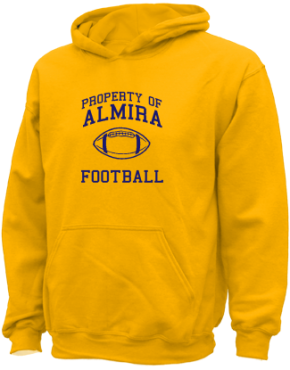 Almira Elementary School Kid Hooded Sweatshirts