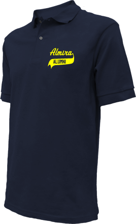 Almira Elementary School Embroidered Polo Shirts