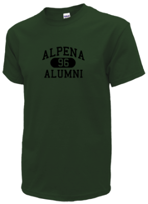 Alpena High School T-Shirts