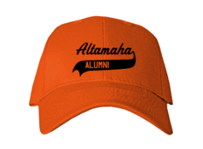 Altamaha Elementary School Embroidered Baseball Caps