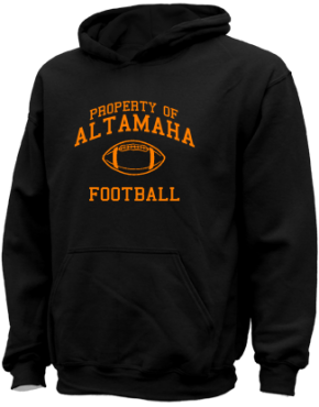 Altamaha Elementary School Kid Hooded Sweatshirts