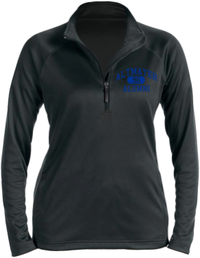Altmayer Elementary School Stretch Tech-Shell Compass Quarter Zip