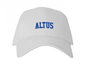 Altus High School Kid Embroidered Baseball Caps