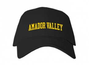 Amador Valley High School Kid Embroidered Baseball Caps