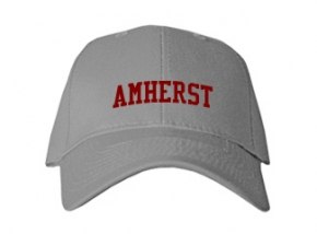 Amherst High School Kid Embroidered Baseball Caps