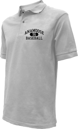 Anamoose High School Embroidered Polo Shirts