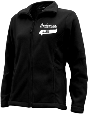 Andersen Elementary School Embroidered Fleece Jackets