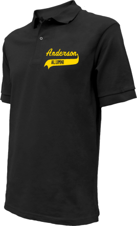 Anderson Elementary School Embroidered Polo Shirts