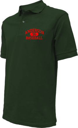 Anderson High School Embroidered Polo Shirts