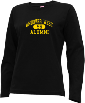 Andover West Middle School Long Sleeve Shirts