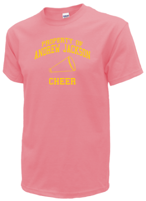 Andrew Jackson Middle School T-Shirts