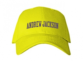 Andrew Jackson Middle School Kid Embroidered Baseball Caps