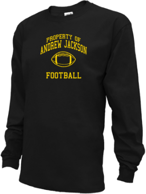 Andrew Jackson Middle School Kid Long Sleeve Shirts
