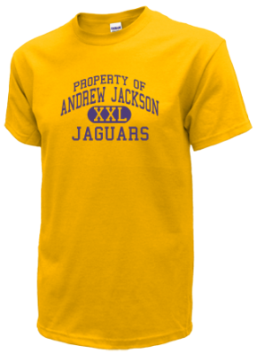 Andrew Jackson Middle School Kid T-Shirts