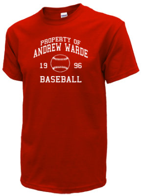 Andrew Warde High School T-Shirts