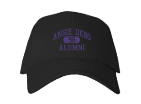 Angie Debo Elementary School Embroidered Baseball Caps
