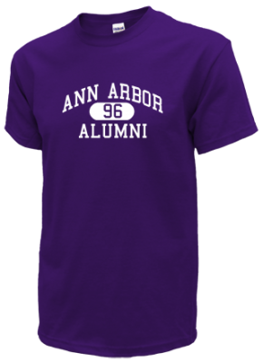 Ann Arbor High School T-Shirts