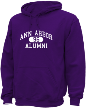 Ann Arbor High School Hoodies