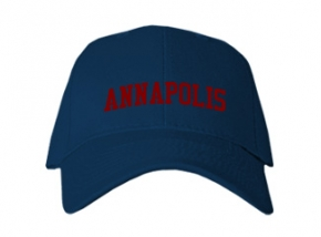 Annapolis High School Kid Embroidered Baseball Caps