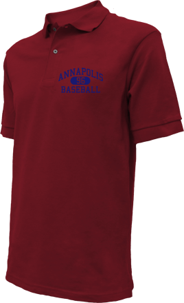 Annapolis High School Embroidered Polo Shirts
