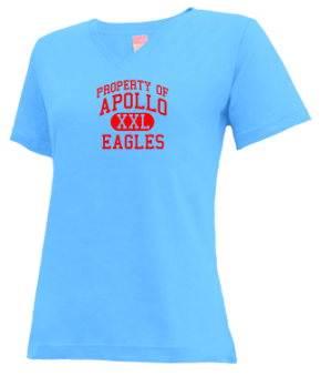 Apollo Elementary School V-neck Shirts