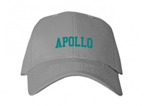 Apollo Middle School Kid Embroidered Baseball Caps