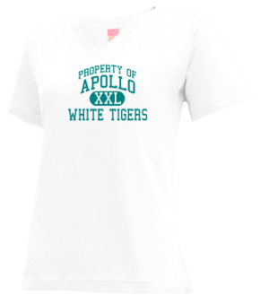 Apollo Middle School V-neck Shirts